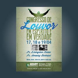 ADNV – Congresso de Louvor