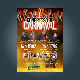 ADNV – Congresso Carnaval