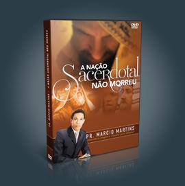 DVD – Pr. Marcio Martins